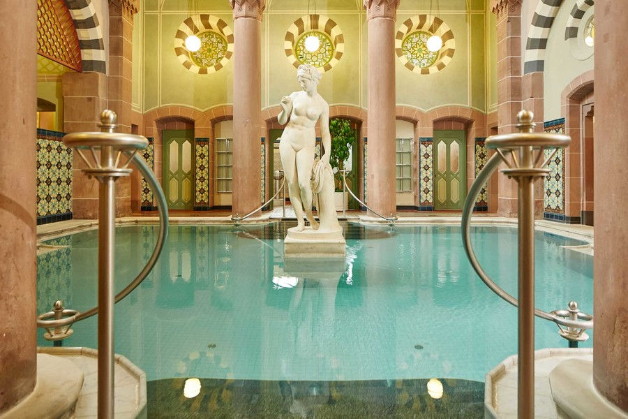 "Terma ""Palais Thermal"" en Bad Wildbad"